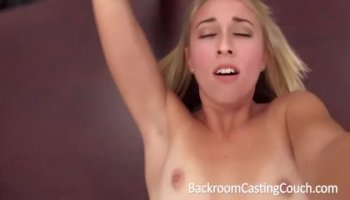 Playgirl gets a lusty cunt drilling from behind