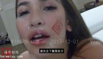 She gives a mean blowjob and then swallows...